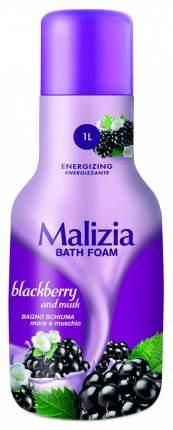 Пена для ванн Malizia Мускус и ежевика 1000 мл