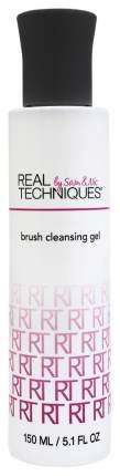 Средство для очистки кистей REAL TACHNIQUES Make-Up Brush Cleansing Gel-Multilingual