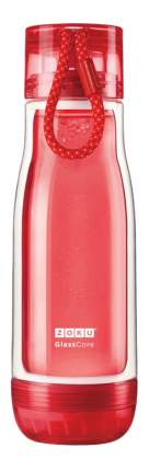 Бутылка Zoku zoku 480 мл красная