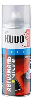 Эмаль номерная металлик KUDO ,520 мл