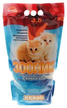 Наполнитель Зооник силикагелевый 3.8 л 1.8 кг без запаха
