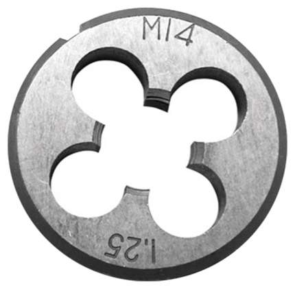 Плашка метрическая М6х1,0 мм FIT 70823