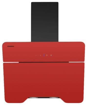 Вытяжка наклонная MAUNFELD Tweed 60 Red
