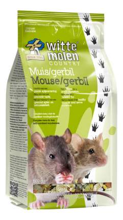 Корм для мышей, песчанок Witte Molen Country Mouse/Gerbil 0.8 кг 1 шт