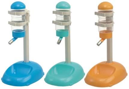 Кормушка-автопоилка для кошек и собак Triol, синий, зеленый, оранжевый, 0.5 л
