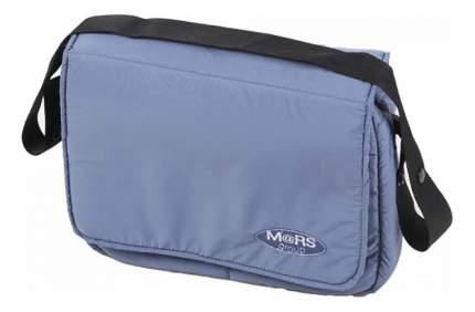 Дорожная сумка для коляски Лео Марс-2 с матрасиком Голубой