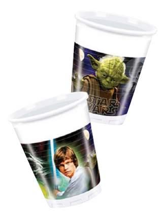 Одноразовые стаканы Звездные Войны Procos S.A. 200 мл 8 штук