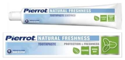 Зубная паста Pierrot Natural Freshness 75 мл