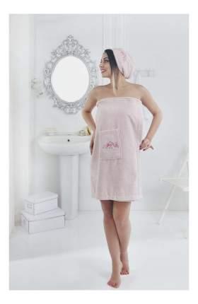 Набор для бани KARNA Pera розовый