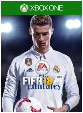 Игра для Xbox One FIFA World Cup 2018