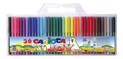 Фломастеры Carioca JOY 36 цветов