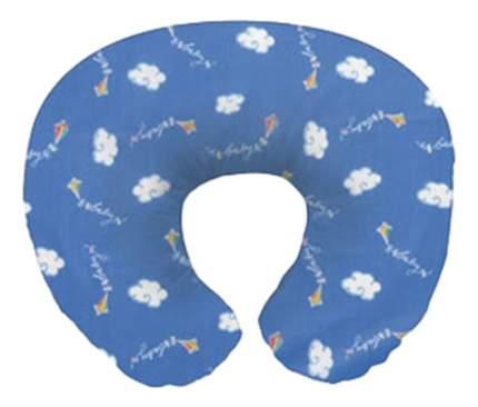 Наволочка на подушку Chicco Boppy Pillow цвета неба