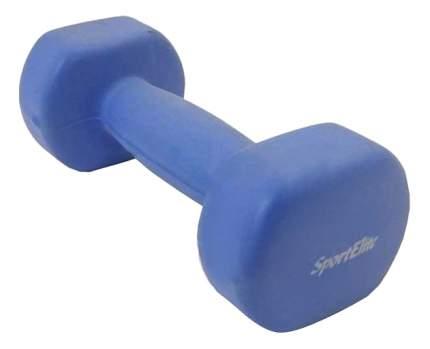 Гантель неопреновая SportElite ES-0392 2 кг синий
