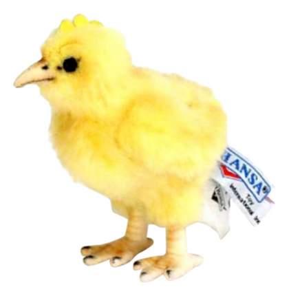 Мягкая игрушка Hansa Цыпленок 12 см 5378