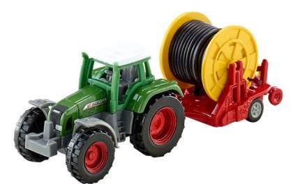 Спецтехника Siku Трактор с поливочной бобиной