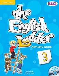 English Ladder 3 AB+Songs CD