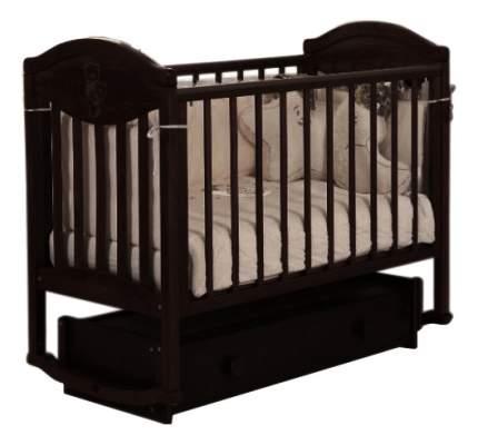 Кровать Лель 23.4 венге
