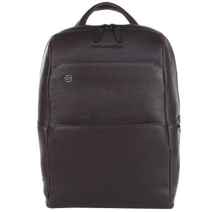 Рюкзак кожаный Piquadro CA4022B3 коричневый