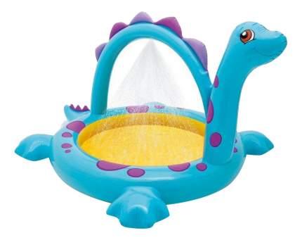 Бассейн надувной Intex Динозавр с фонтанчиком