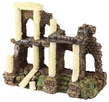 Декорация для аквариума DEZZIE Руины Античность, пластик, 15х6,5х12 см