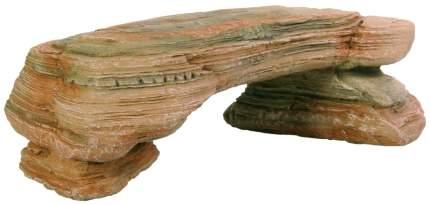 Грот для аквариума TRIXIE Rock Plateau Плато 29 см, полиэфирная смола, 14х28х10 см