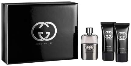 Парфюмерные наборы Gucci Guilty Pour Homme 90+50+50 мл
