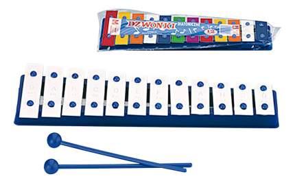 Ксилофон игрушечный Marek Металлофон