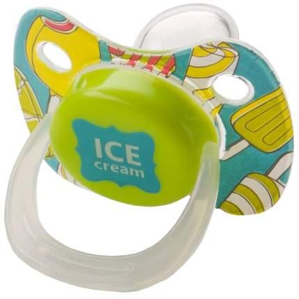 Пустышка симметричной формы Happy Baby Baby Pacifier 12-24 мес 13010/1