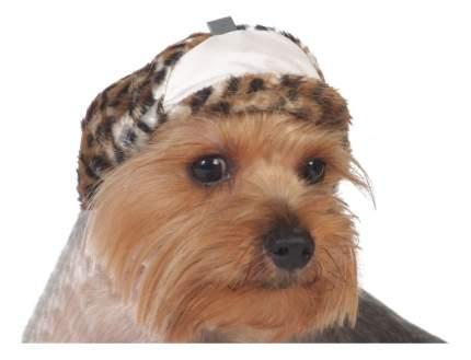 Шапка для собак ТУЗИК №1 теплая с велюром