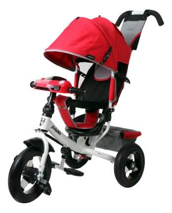 Велосипед трехколесный Moby Kids Comfort Air Car 2 красный