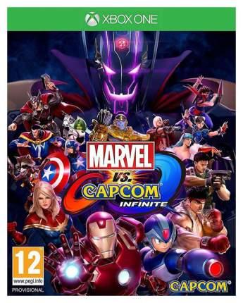 Игра Marvel vs. Capcom: Infinite для Xbox One