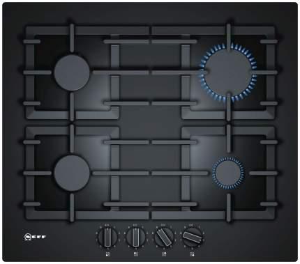 Встраиваемая варочная панель газовая Neff T26CS49S0R Black