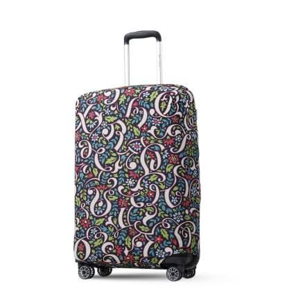 Чехол для чемодана Mettle Иллюзия букв M