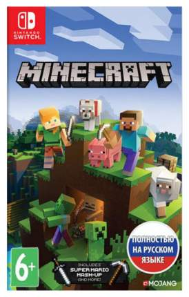 Игра Mojang Minecraft для Nintendo Switch