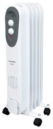 Масляный радиатор Hyundai H-HO-7-05-UI891 белый