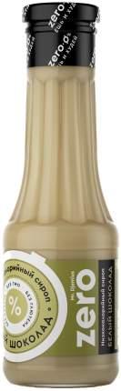Сироп Mr. Djemius ZERO 310 г белый шоколад