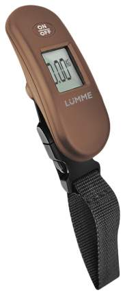 Весы кухонные LUMME LU-1330 Бронзовый