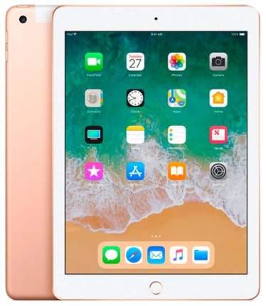 "Планшет Apple iPad (2018) Wi-Fi + Cellular 9.7"" 128GB Gold (MRM22RU/A)"