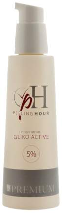 Пилинг для лица Premium Glico Active 5% Peeling Hour 200 мл