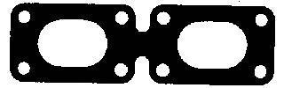 Прокладка выпускного коллектора Elring 821020