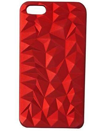 Пластиковый чехол-крышка Lexus NX для iPhone 5/5S OTNX000025L Red