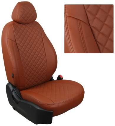 Комплект чехлов на сиденья Автопилот Nissan, Renault re-dt-d11-koko-r