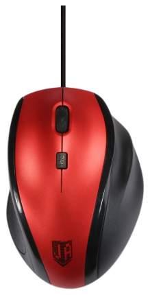 Проводная мышка Jet.A Comfort OM-U59 Red/Black
