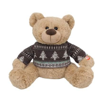 Интерактивное животное Пушистые друзья Медвежонок в свитере рассказывает стишок JB500035