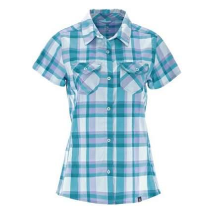 Рубашка Salomon Equation Shirt, boss blue/orchid, S INT