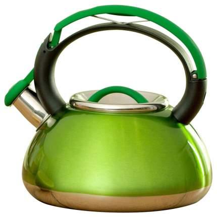 Чайник со свистком Berkraft Matteo 3л
