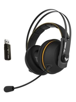 Беспроводные наушники ASUS TUF Gaming H7 Wireless Yellow