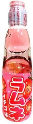 Лимонад Lemonade Ramune Pop Strawberry со вкусом клубники
