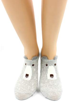 Носки женские Hobby Line серые 36-40