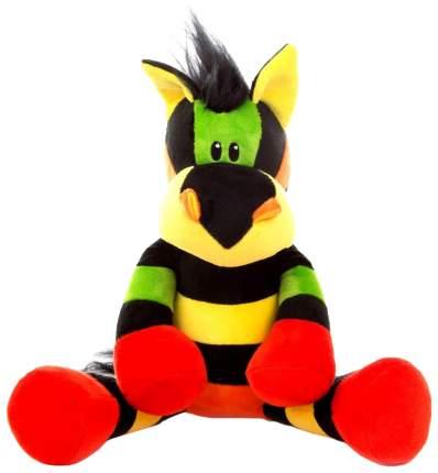 Мягкая игрушка животное СмолТойс Зебра Маша 3928296
